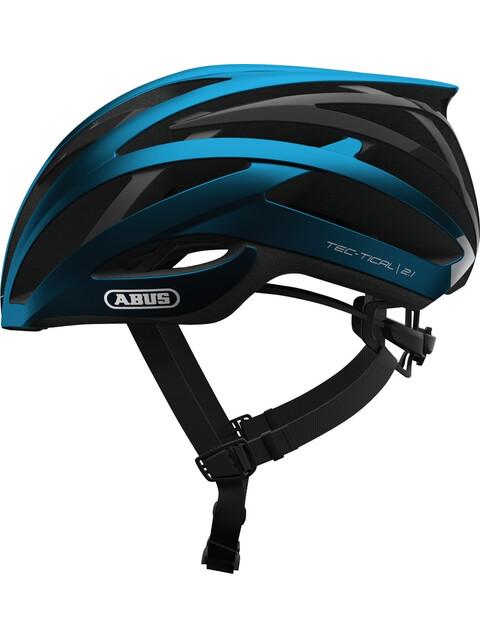 ABUS Tec-Tical 2.1 Road Helmet steel blue